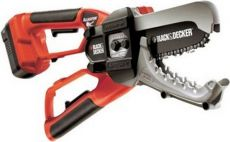 Кусторез, сучкорез, секатор Black&Decker GKC 1000
